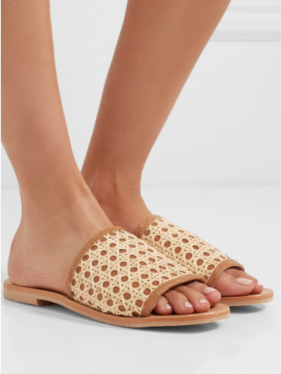 https://www.net-a-porter.com/ca/en/product/1048099/st__agni/henni-leather-and-rattan-slides